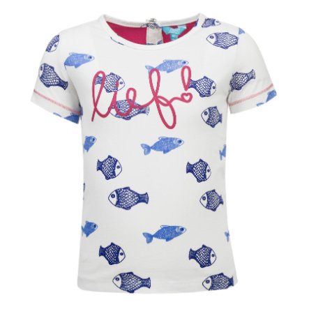 ran ! Girl s T-Shirt avec des poissons