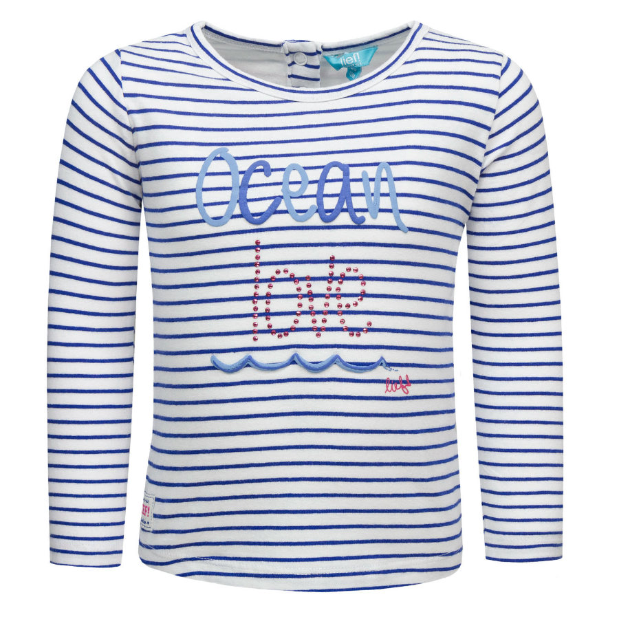 camisa de manga larga con rayas ran! Girl