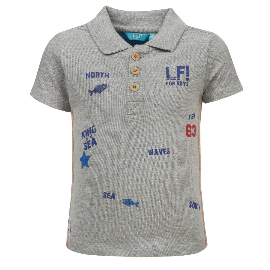 lief! Boys Polo-T-Shirt