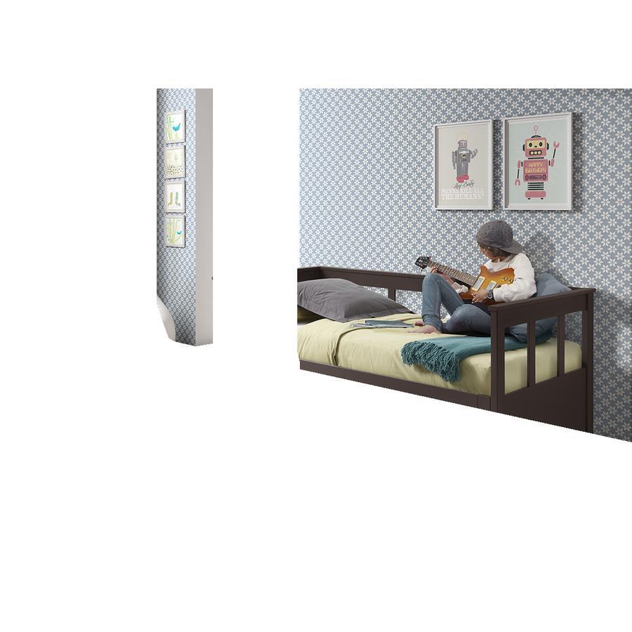 VIPACK funkční postel Pino taupe