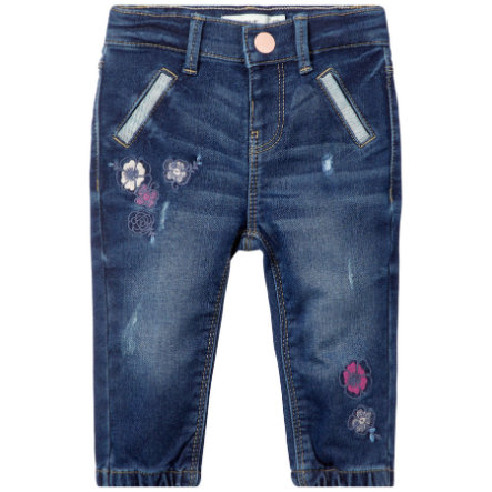 name it Girls Jeans Nbfrandi medium blå denim