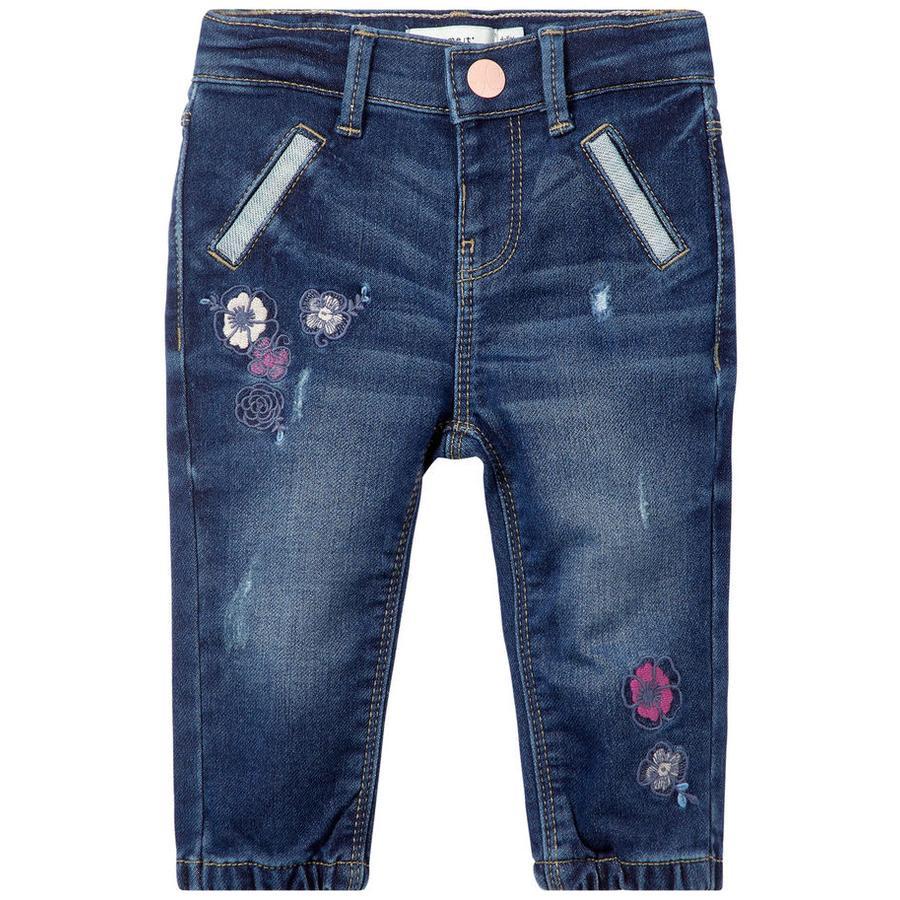 name it Girl s Jeans Nbfrandi denim azul medio