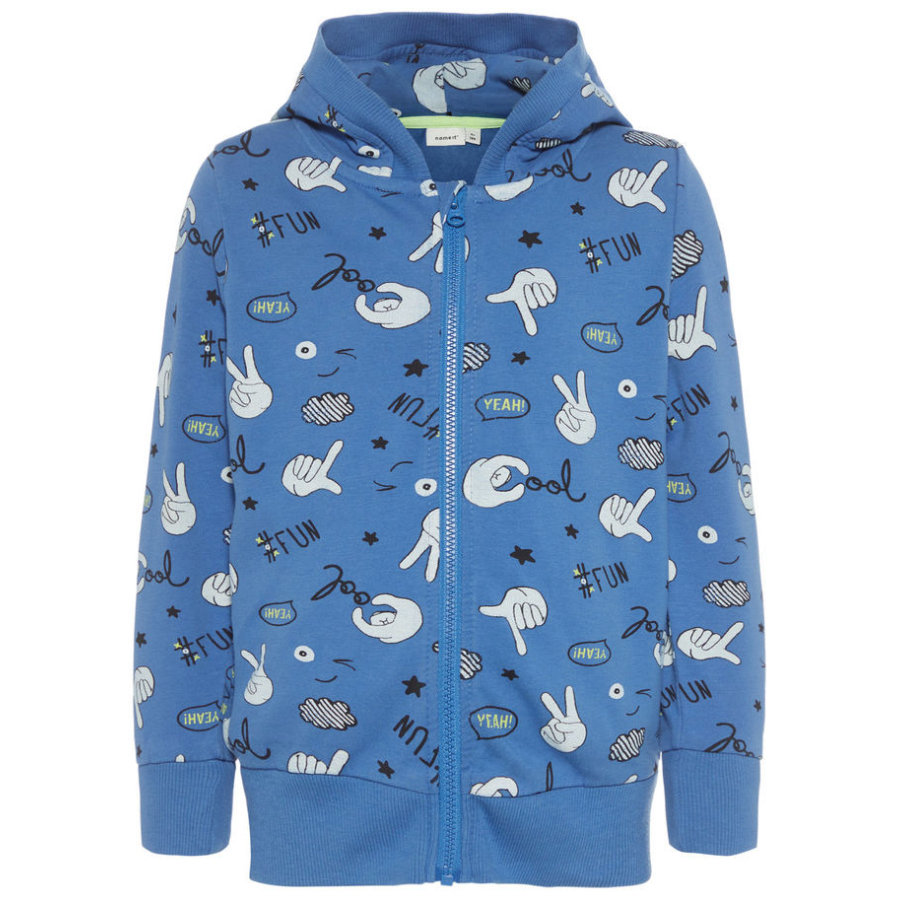 name it Boys Sudadera Nmmfaboomy delft