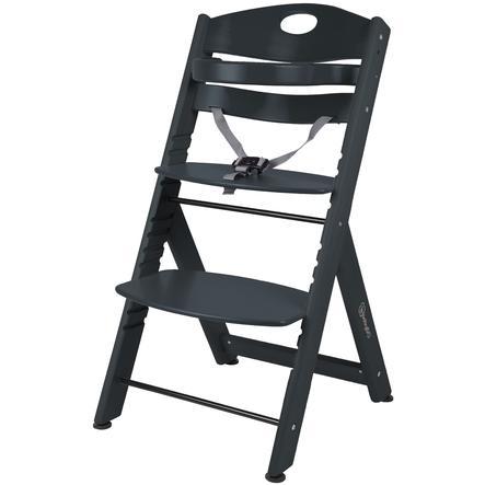 babygo chaise haute family xl noir