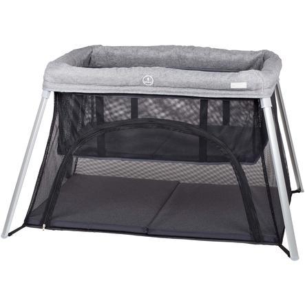 babygo lit parapluie dreams ii gris. Black Bedroom Furniture Sets. Home Design Ideas