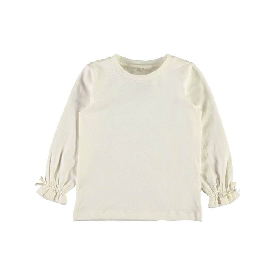 name it Girl s shirt met lange mouwen Nmffasille sneeuwwitte Nmffasille