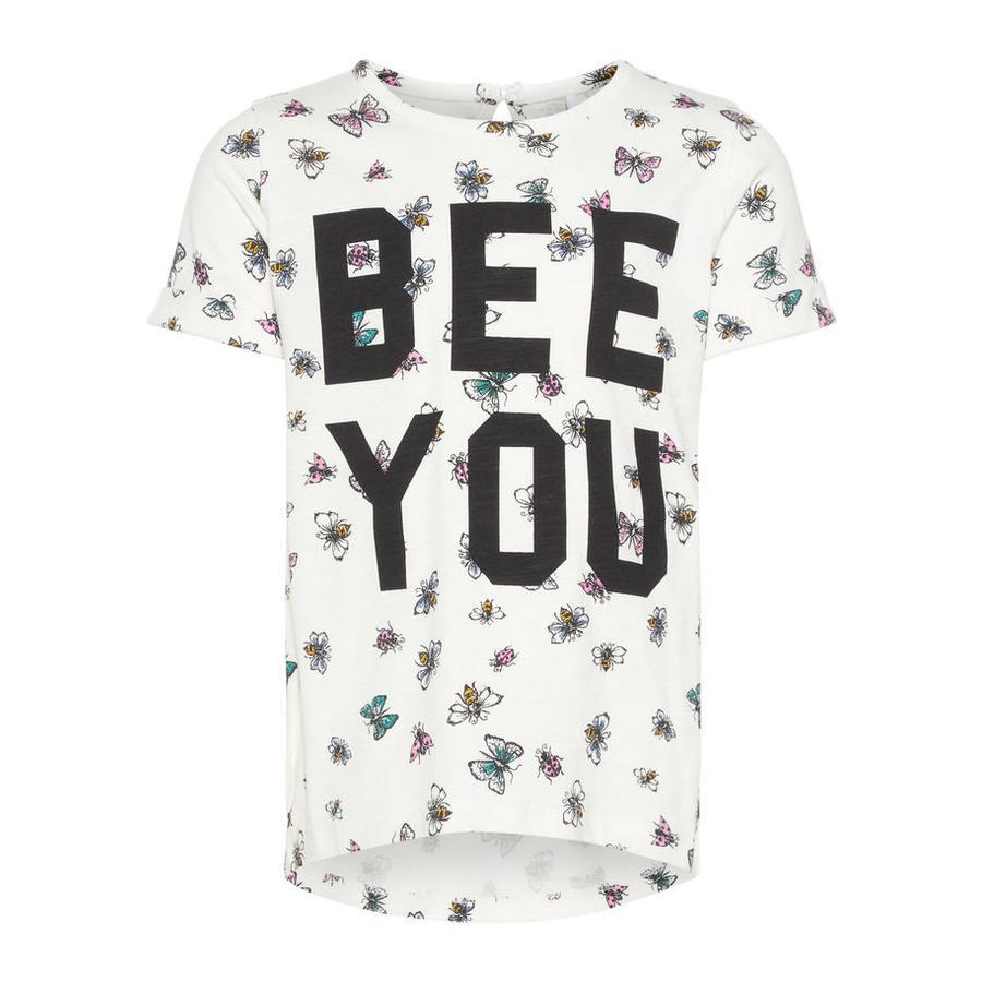 name it Girls T-Shirt Nmffabille snow white