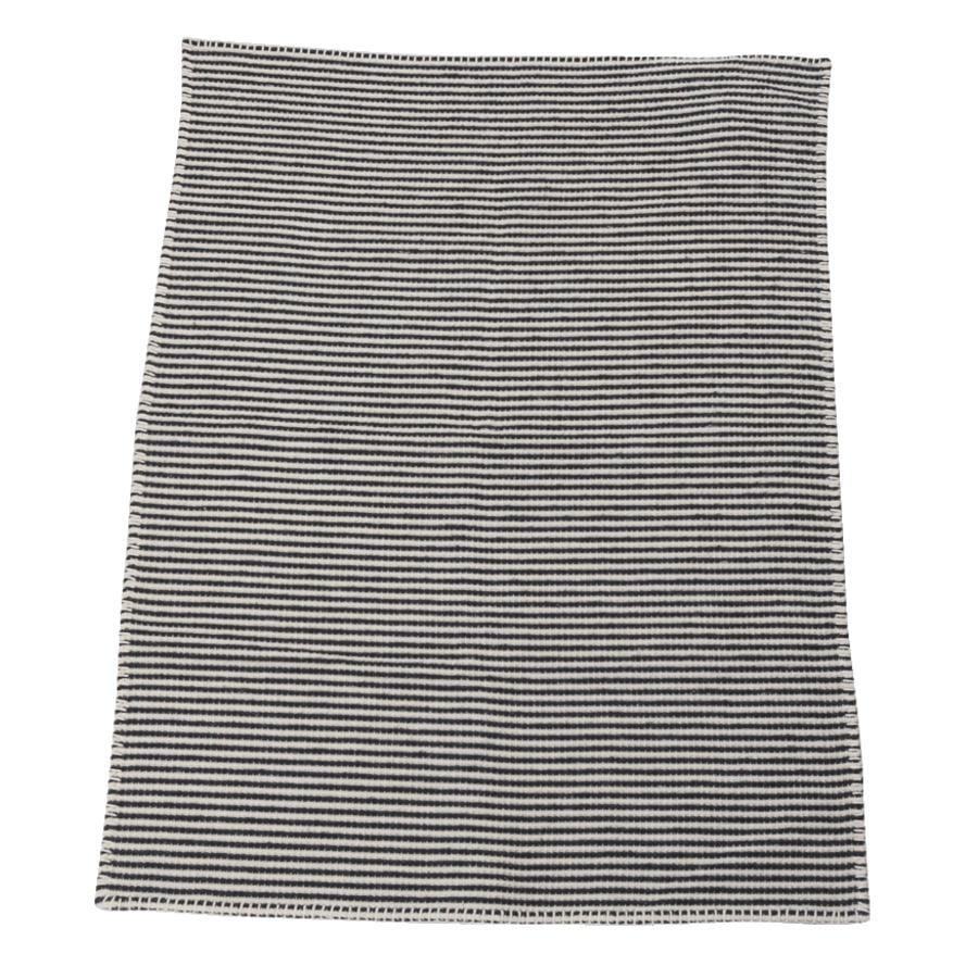 DAVID FUSSENEGGER Filt antracit 65 x 90 cm