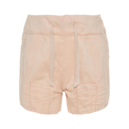 name it Girl s Shorts Nmffatilla Peachy keen
