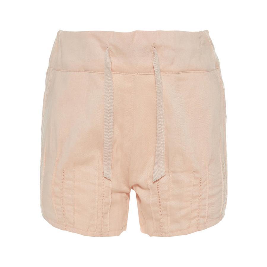 name it Girl s Shorts Nmffatilla Peachy keen