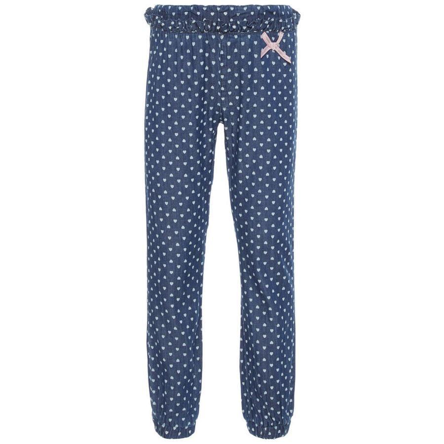 name it Girl s Pantalon Nmfpolly denim bleu clair