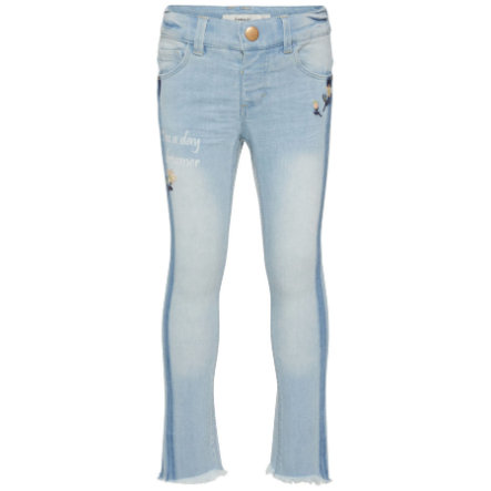 name it Girls Jeans Nmfpolly light blue denim