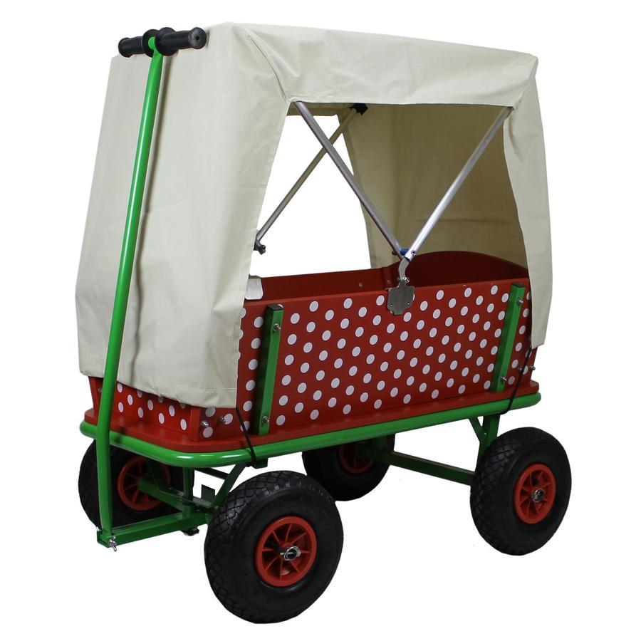 BEACHTREKKER Wózek do ciągnięcia - Style z daszkiem, Czerwony Kapturek