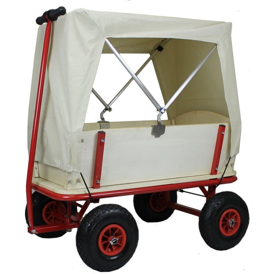 BEACHTREKKER Bollwagen - Carretilla Style , naturaleza con cubierta plegable