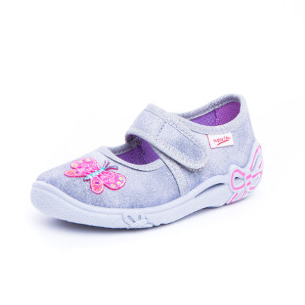 superfit Girl s zapatilla Belinda stone kombi