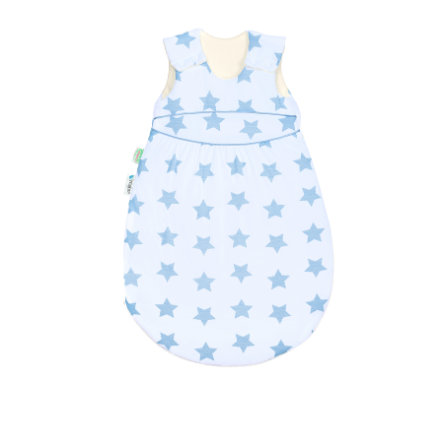 odenwälder Gigoteuse bébé été Klimasoft warm soft stars cool blue 60-110 cm