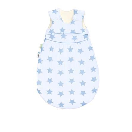 odenwälder Sac de couchage Klimasoft warm soft star s cool blue 60cm - 110cm