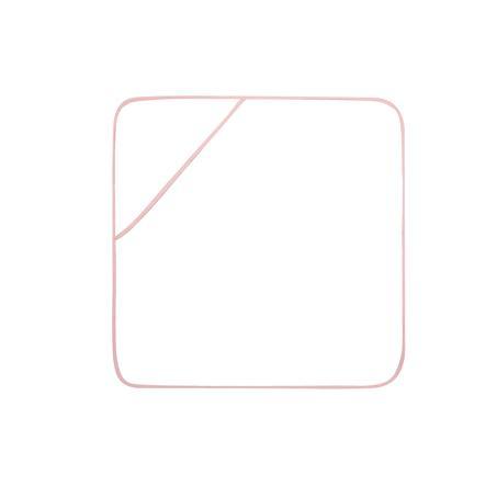 odenwälder Ręcznik kąpielowy z kapturem cool fish 100 x 100 cm light c oral