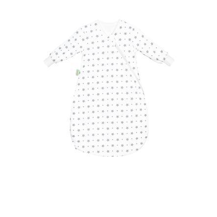 odenwälder Spodní prádlo BabyNest stars světle šedá 50 - 70 cm