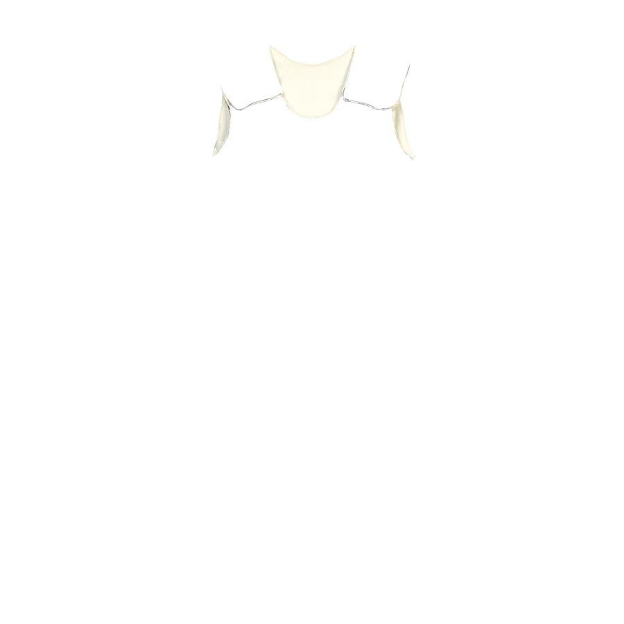odenwälder Saco de dormir Climasoft cálido, melange latte 60cm - 110cm