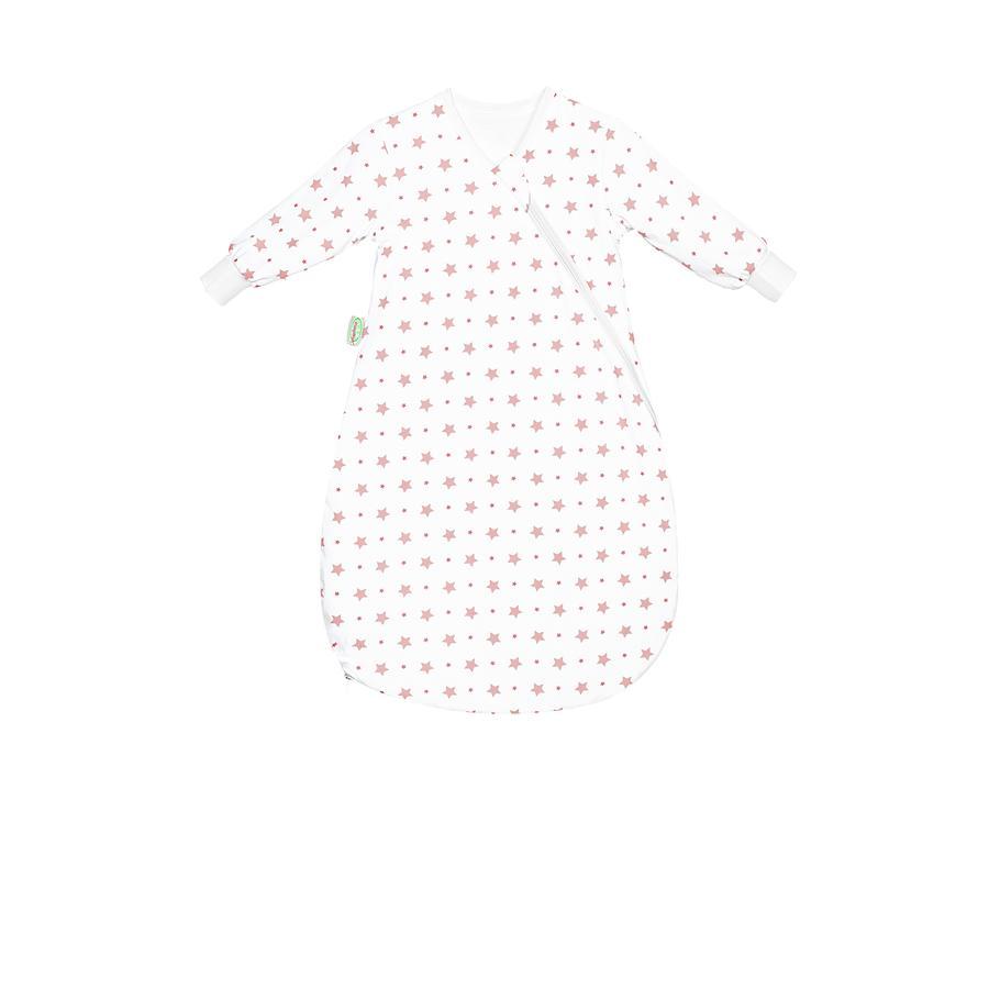 odenwälder Spodní prádlo BabyNest stars light coral 50 - 70 cm