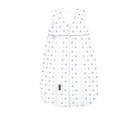 odenwälder Sac de couchage Thin pour bébé Jersey - sac de couchage star s cool blue 60cm - 110cm