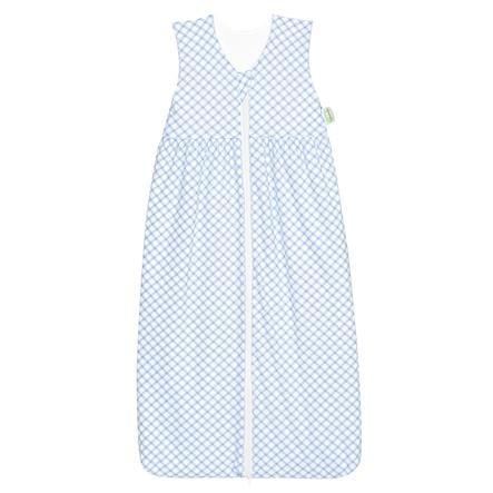 ODENWÄLDER Jersey Sacco a pelo Anni check cool blue 70cm - 130cm