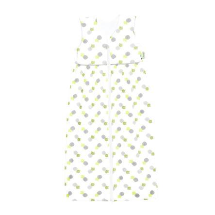 ODENWÄLDER Jersey Slaapzak Anni pineapple grey 70cm - 130cm