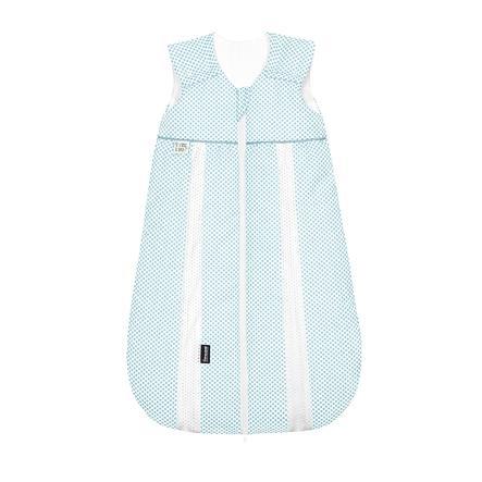 odenwälder Babynest prima klima Thinsulate-Schlafsack dots soft mint 60cm - 110cm