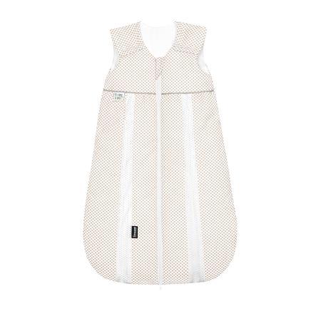 odenwälder Babynest prima klima Thinsulate-Schlafsack dots soft cookie 60cm - 110cm