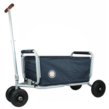 BEACHTREKKER Chariot de transport à main enfant pliable LiFe bleu