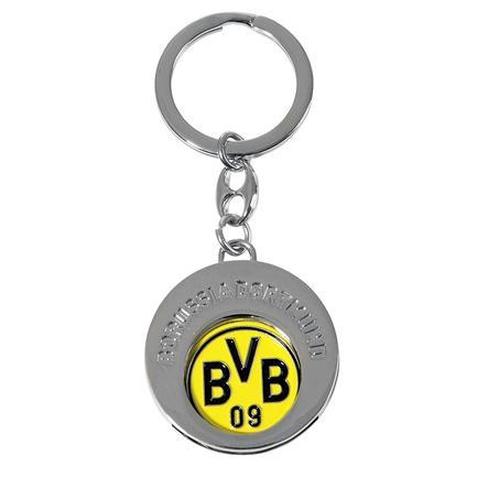 BVB 09 Schlüsselanhänger mit Einkaufschip