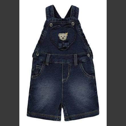 Steiff Girls Bib shorts Jeans