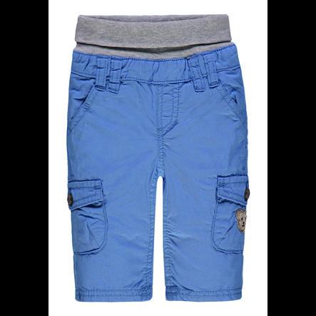 Steiff Boys Pantalon, bleu clair