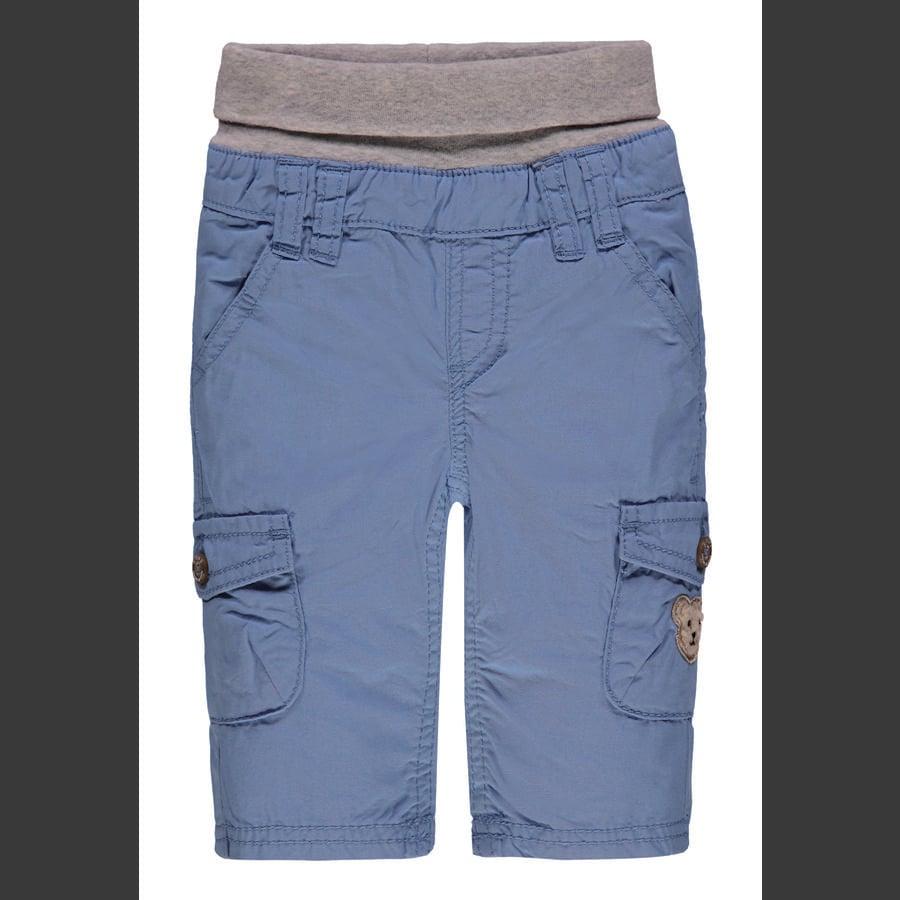 Steiff Boys Pantalones, azul claro