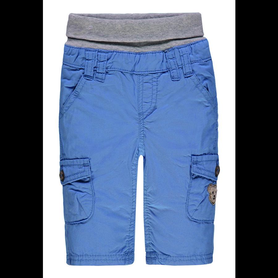 Steiff Boys Pantaloni, azzurro