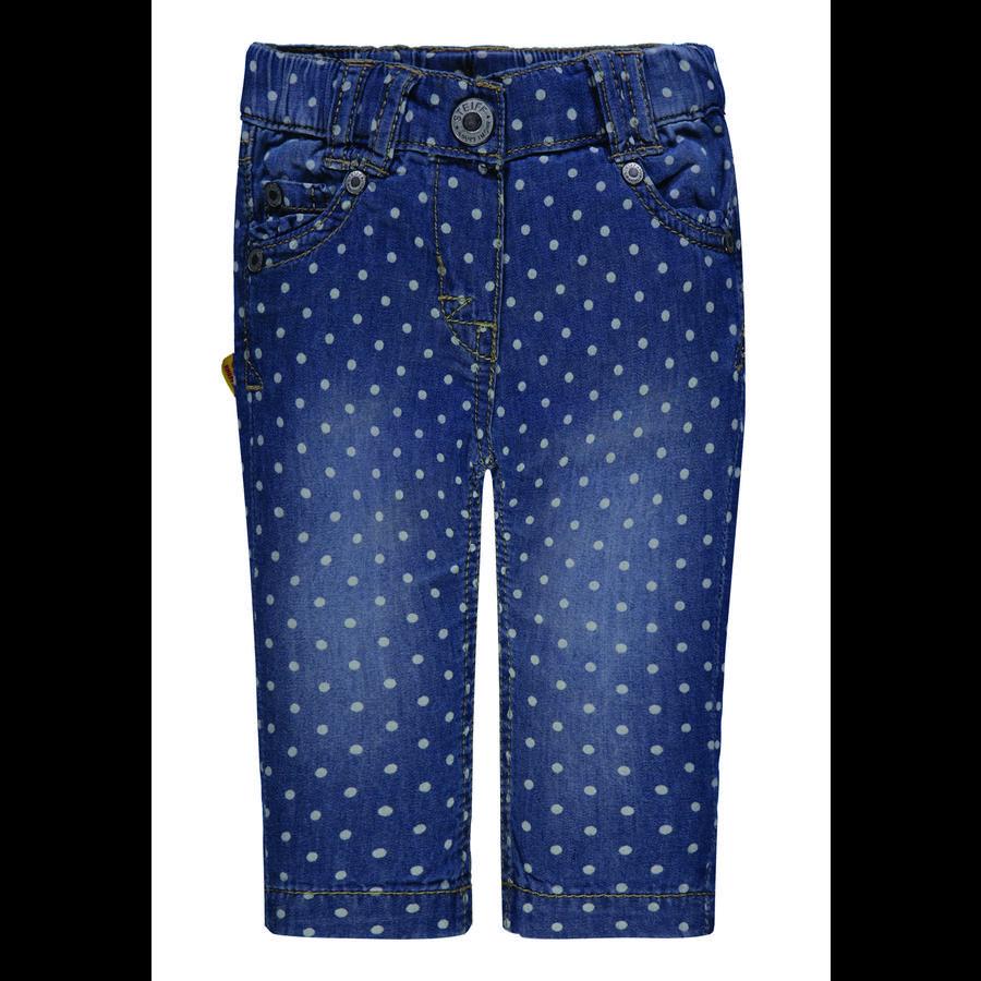 Steiff Girl s Jean-broek met stippen