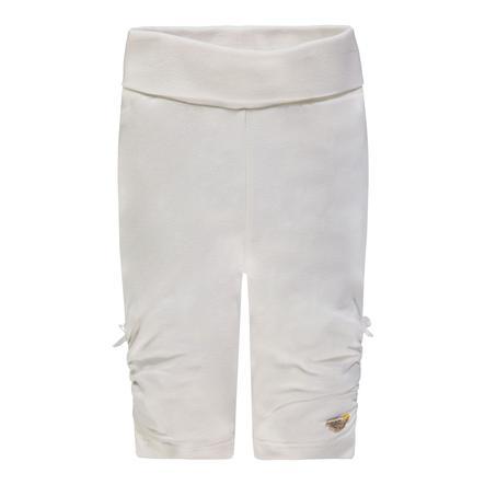 Steiff Girl S Leggings, bianco