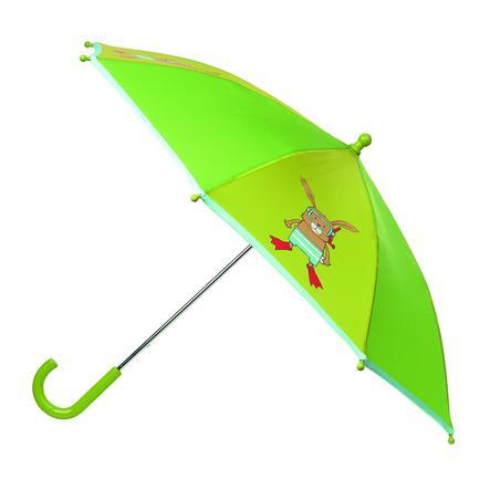 sigikid® Regenschirm Hase grün