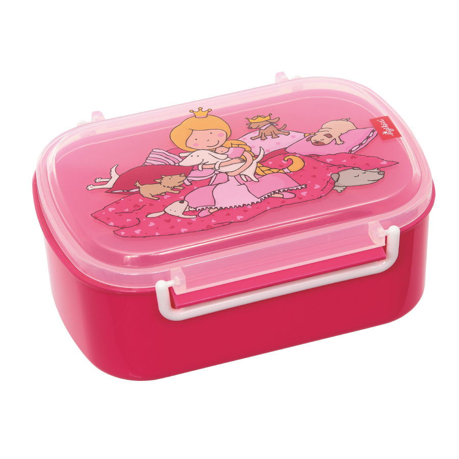 sigikid Scatola di spuntino Pinky Queen y