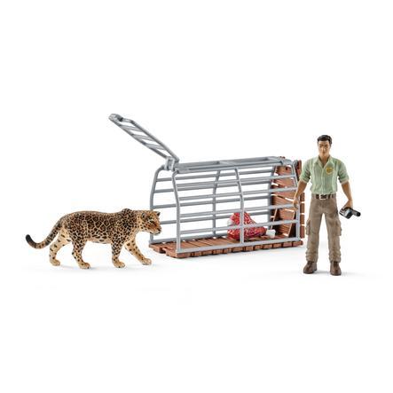 Schleich Set past na velká zvířata 42419