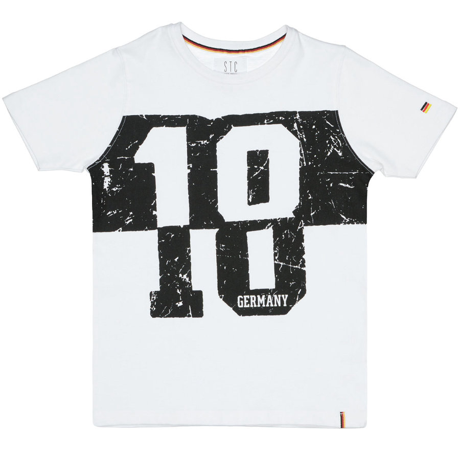 STACCATO Boys T-Shirt weiß