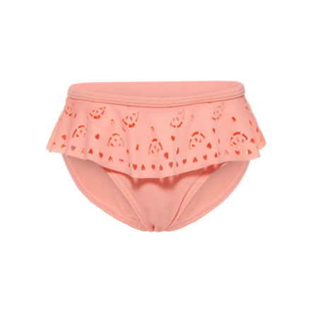name it Girl s costume da bagno Neon Salmone Rosa Salmone Neon