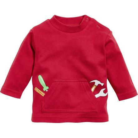 Schnizler Sweatshirt Heimwerker rot