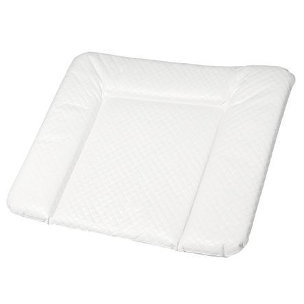 Rotho Babydesign Wickelauflage Modern Square weiß gesteppt 72 x 85cm