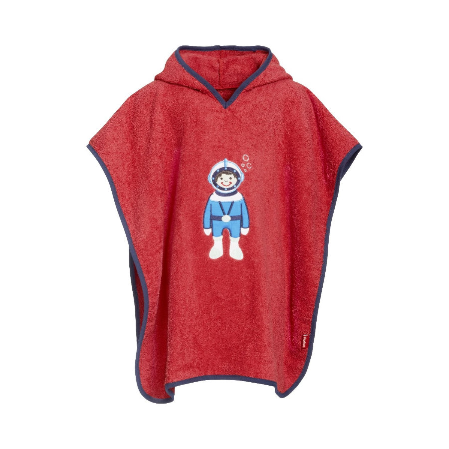 Playshoes frotté poncho dykare