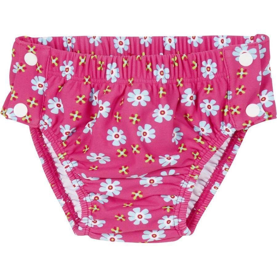Playshoes Pantalón de baño con protección contra los rayos UV y flores