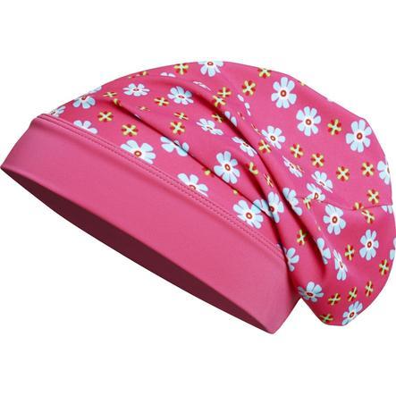 Playshoes  UV-Schutz Beanie Blumen