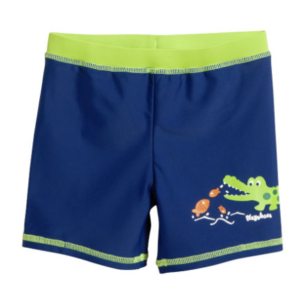 Playshoes Spodenki kąpielowe UV Krokodyl