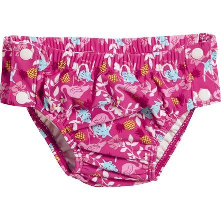 Playshoes Maillot de bain couche anti-UV enfant flamant rose